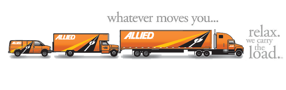 Local Mover Bailey's Moving & Storage is an agent of Allied Van Lines